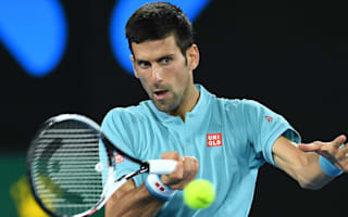 Ominous Djokovic brushes Verdasco aside