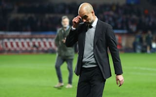 Mancini surprised by Guardiola's struggles at 'strongest' Manchester City