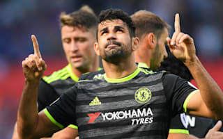 Swansea City 2 Chelsea 2: Costa at the double in dramatic draw