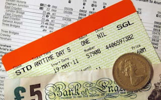 Rail fare price increases go live as protests planned