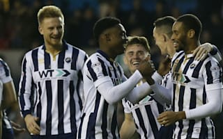 Millwall 1 Leicester City 0: Cummings wins it for 10-man Lions