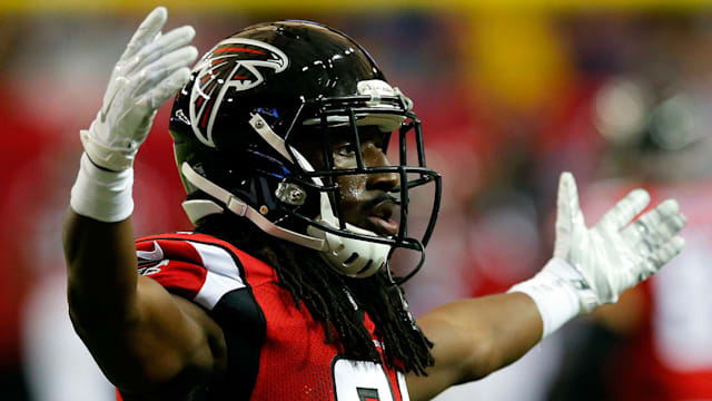 Falcons sign CB Desmond Trufant to $69 million extension