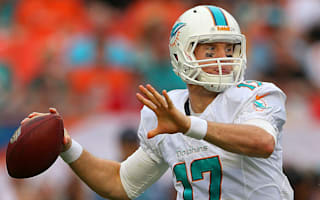 Jennings says Dolphins team-mate Tannehill is 'far' from elite