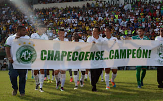 Chapecoense confirmed as Copa Sudamericana champions