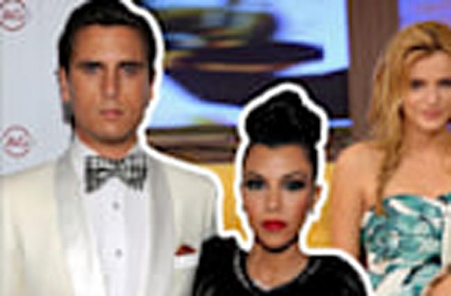 Scott Disick Heads To Cannes With Bella Thorne