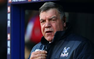 Allardyce: Players don't want to join Palace relegation fight