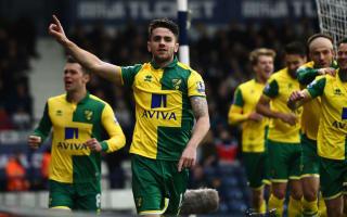 West Brom 0 Norwich City 1: Brady boosts survival bid