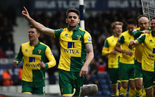 West Brom 0 Norwich City 1: Brady boosts survival bid