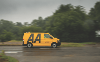 Kings of the road: On patrol with the AA