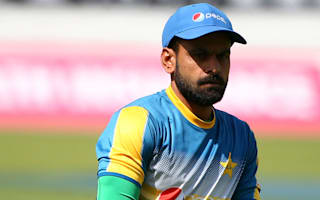 Hafeez named stand-in Pakistan skipper with Azhar ruled out