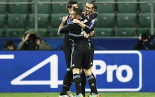 Bale scores Real Madrid's fastest Champions League goal with wonder strike