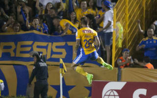 CONCACAF Champions League Review: Vargas scores as Tigres UANL are held