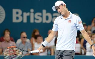 Nishikori hopeful over Australian Open fitness