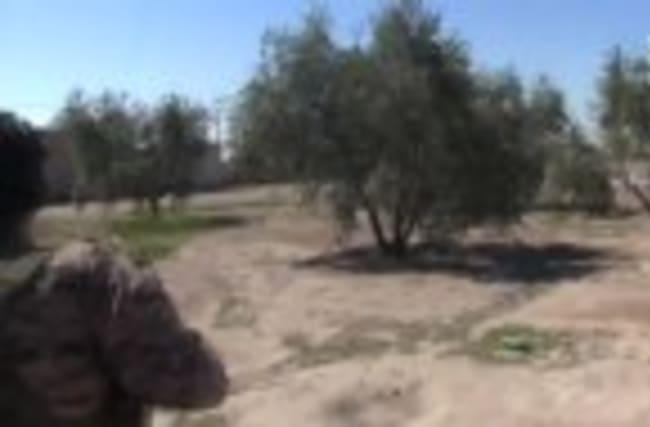 Syrian rebel video purports to show fighting near Tabqa dam