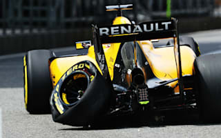 Rosberg goes fastest as tyre drama plagues first China practice