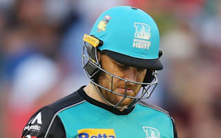 McCullum suspended for slow over rate