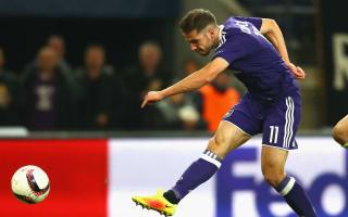 APOEL 0 Anderlecht 1: Stanciu strike hands Belgians crucial lead