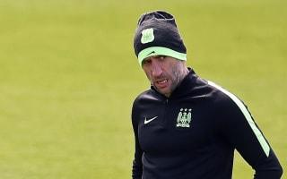 Zabaleta confirms calf injury