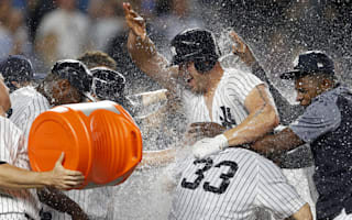 Walk-off homer lifts Yankees past Orioles