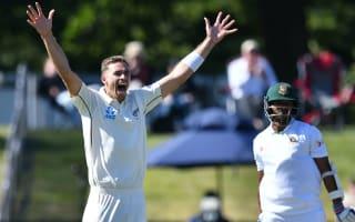 Southee takes five as Kiwis bowl out Bangladesh