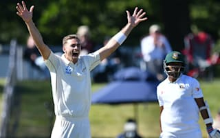 Southee takes five as Kiwis bowl out Bangladesh