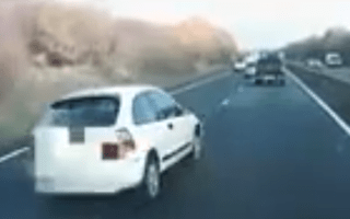 Video: Accident? What accident?