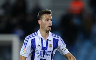 Sociedad's Canales tears ACL in Madrid match