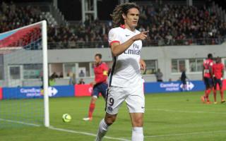 Cavani and Thiago Silva to miss Lyon clash