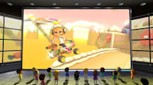 Nintendo elimina un presunto corte de mangas en Mario Kart
