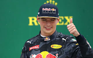 Verstappen unfazed by criticism