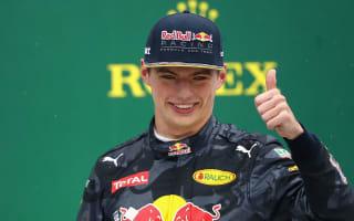 Verstappen unfazed by criticism