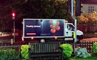 Tesco delivery driver panned for 'worst parking ever'