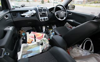 Littering drivers should face 'instant fines'