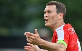 Switzerland have 10 other captains, says new skipper Lichtsteiner