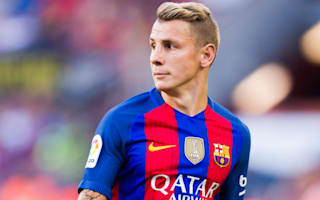Digne at home in Barcelona and ready to help win trophies