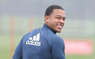 Depay 'will be back' - Mourinho