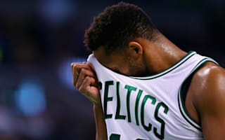 Celtics guard Turner thought his eye fell out