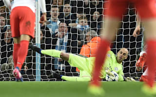 Toure marvels at Caballero heroics in Manchester City-Monaco thriller