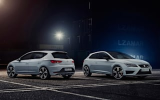 Seat unveils two red-hot new Cupra models