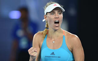 Kerber sees Tsurenko battle as crucial for Melbourne defence