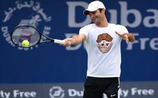Federer fitness 'unknown' ahead of Dubai opener