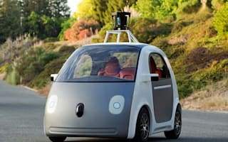 Google driverless cars require steering wheels