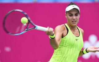 Konjuh upsets seed Strycova, Pavlyuchenkova advances
