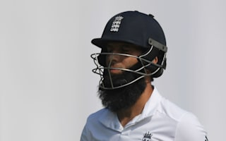 Moeen century redeems England after torrid start