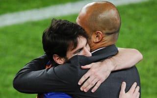 Luis Enrique brushes off fresh Messi talk