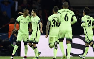 Vieira: City not favourites ahead of PSG second leg