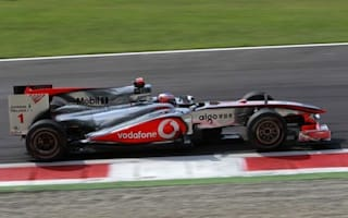 Button questions early pitstop strategy
