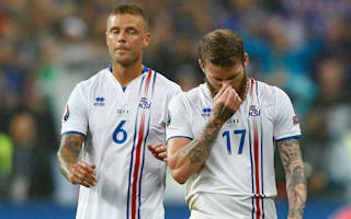 Frozen out: Iceland to be omitted from FIFA 17 over pay row