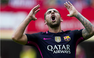 The goals will come, insists Alcacer