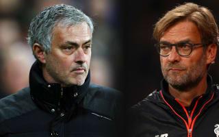 Mourinho: I am calmer than Klopp
